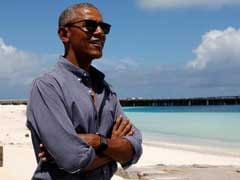 Barack Obama Visits Midway Atoll, A Symbol Of His Climate, Asia Legacy