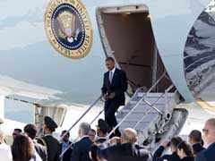 Obama's China Visit Starts Rocky At Tarmac With No Stairs