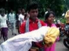 ओडिशा : एक और शख्स बेटी का शव लिए 6 किलोमीटर तक पैदल चलने को हुआ मजबूर