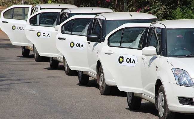 Bengaluru Woman Accuses Ola Driver Of Molesting Her