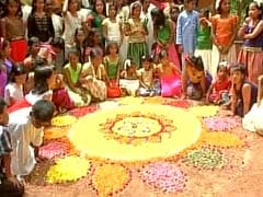 From Colourful Pookalam To Sumptuous Sadhya, Kerala Celebrates Onam