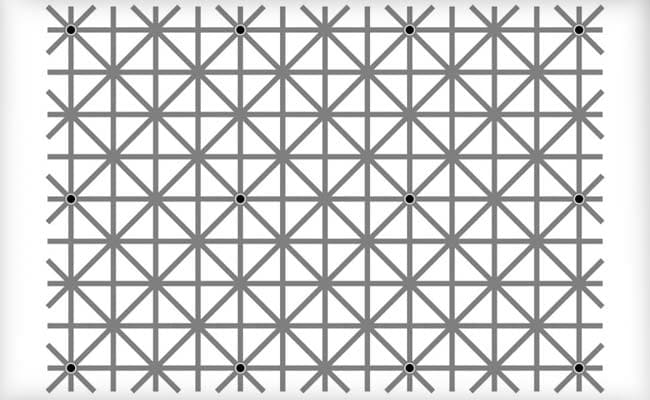 Can You Spot All 12 Dots In This Puzzle That's Driving The Internet Nuts?