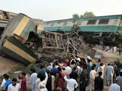 Pakistan Train Crash: 6 Dead, Over 150 Injured Near Multan