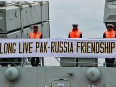 India Need Not Worry About Russia-Pak Military Drills: Russia