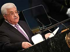 Palestine President To Seek PM Modi's Help In Reaching Solution