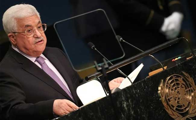 Palestinian President Abbas Arrives On 4-Day India Visit