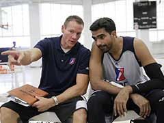 Palpreet Singh Signs NBA Development League Contract