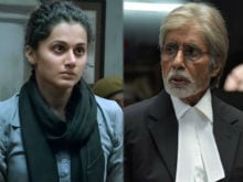 Amitabh Bachchan's Film Wins the Internet, 'Make <i>Pink</i> Tax Free' Trends