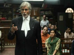 Amitabh Bachchan Starrer 'Pink' To Help Rajasthan Police Be More Sensitive Towards Women