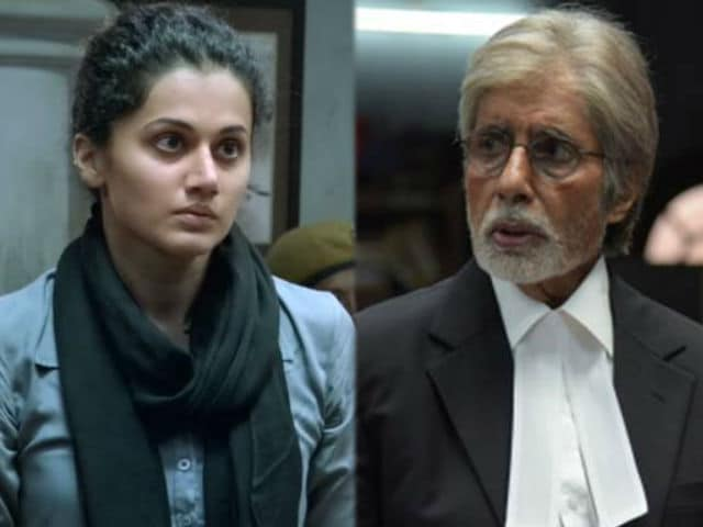 Amitabh Bachchan's Film Wins the Internet, 'Make Pink Tax Free' Trends