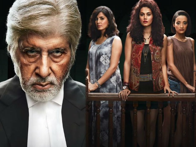 Amitabh Bachchan's Pink Would've Been 'Incomplete' Without Andrea Tariang