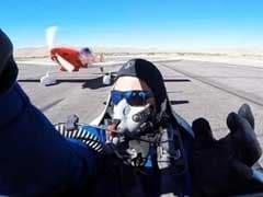 वायरल वीडियो : पायलट ने रनवे पर रोका विमान, पीछे से आ टकराया दूसरा प्लेन