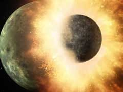 Earth's Carbon Came From Smash Up With Mercury-Like Planet