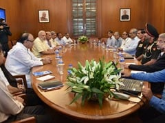 PM Modi Chairs Meet On Line Of Control, Big Announcement Likely