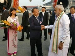 PM Modi Leaves Vietnam; Heads To China For G20 Summit