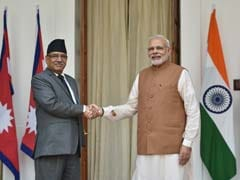 PM Narendra Modi Holds Talk With Nepal PM Pushpa Kamal Dahal: Highlights