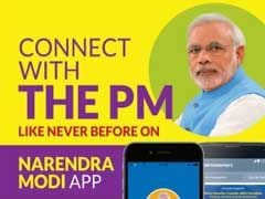 People Can Directly Greet PM Through APP On Birthday Tomorrow
