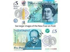 Paying With Plastic: Britain Brings In Polymer Banknote