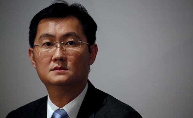 Move Over Jack Ma: Pony Ma Takes The Lead In Race To Be China's Richest Man