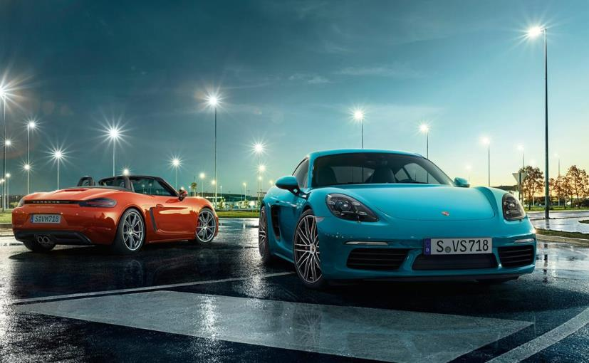Porsche 718 Cayman Imported To India For Homologation