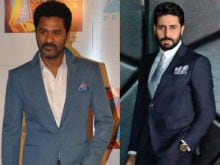 Prabhudheva, Abhishek Bachchan To Team Up For Out-And-Out Commercial Film