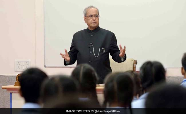 Mahatma Gandhi's Ideals, Views Important For India, Says President Mukherjee