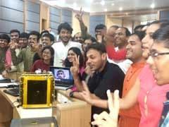 'इनोवा से अंतरिक्ष तक' पहुंचा आईआईटी बॉम्बे के छात्रों द्वारा बनाया गया 'प्रथम'