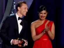 Priyanka Chopra Spent Emmys After Party Flirting With Tom Hiddleston