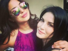 Priyanka Chopra's Day Out With Sunny Leone Was 'Fun.' See Pic