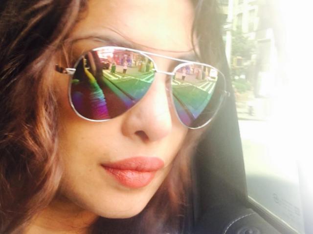 It's Official. Priyanka Chopra is Now 'Hollywood Royalty'