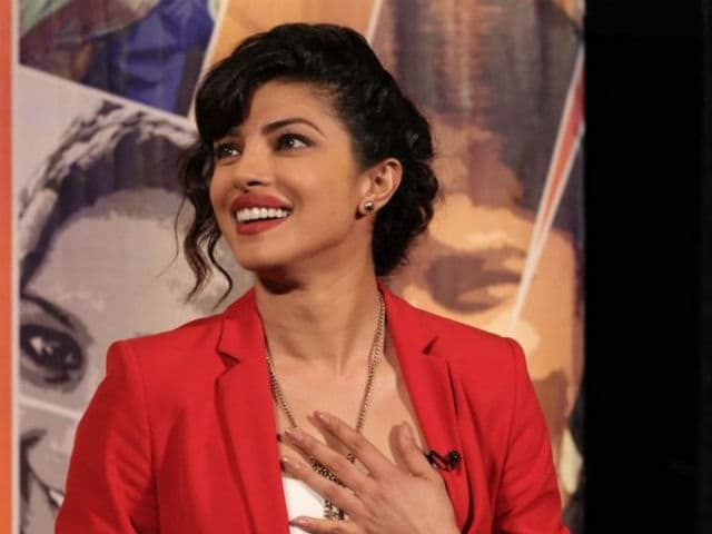 Will Priyanka Chopra Paint The Emmys 'Red' This Year?