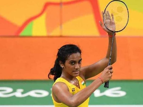 PV Sindhu flooded with gifts and awards worth Rs. 13 crore