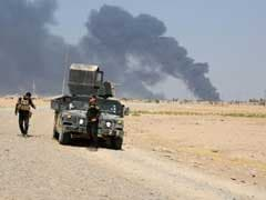 Islamic State Launches A Suspected Chemical Shell At US Troops In Iraq
