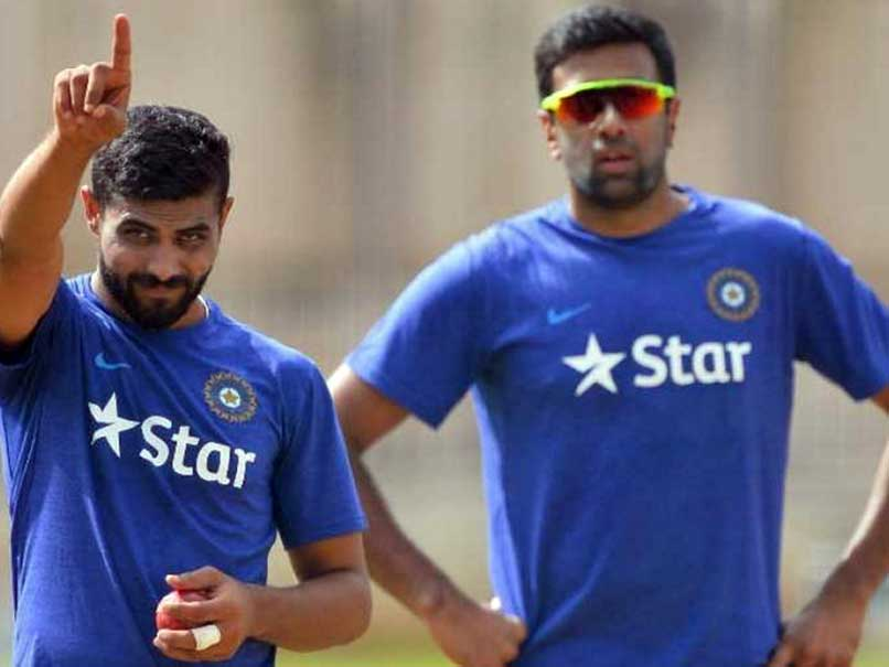 R Ashwin, Ravindra Jadeja Jointly On Top In ICC Test Rankings For Bowlers