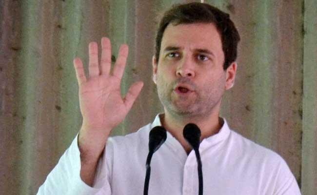 """""""আপনি আবার মিথ্যা বললেন"""", প্রধানমন্ত্রী মোদীকে বললেন রাহুল গান্ধী"""