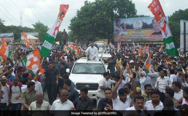 Behind The Scenes: How Team Prashant Kishor Is Handling Rahul Gandhi's UP Yatra