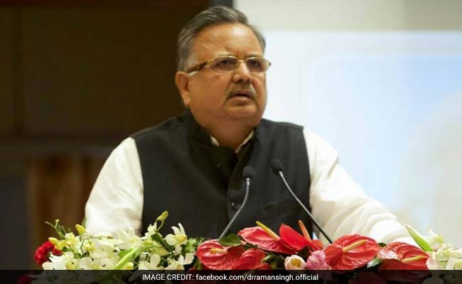 Karnataka Leads Trigger Dig From Raman Singh: Need Congress Khojo Abhiyan