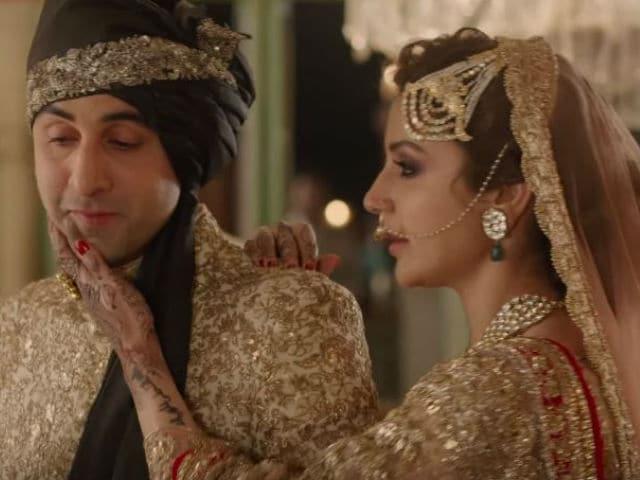 It's Just Ranbir Kapoor, Anushka Sharma in Ae Dil Song Channa Mereya
