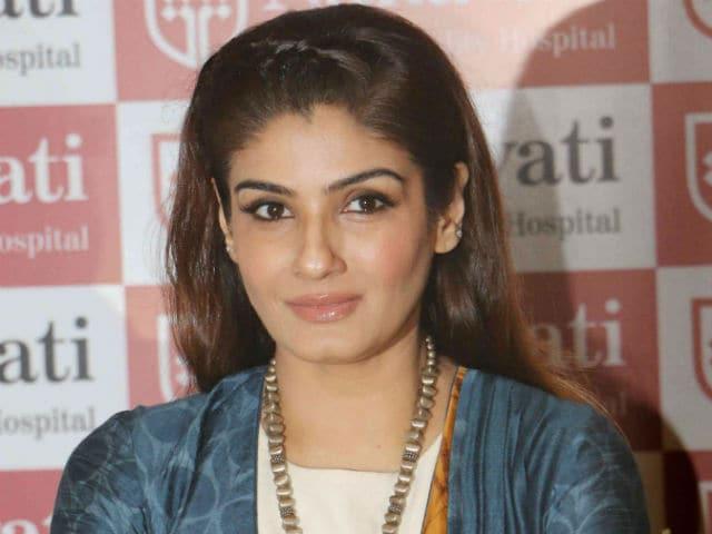 Raveena Tandon Says, My Style Statement is Feminine and Sensual