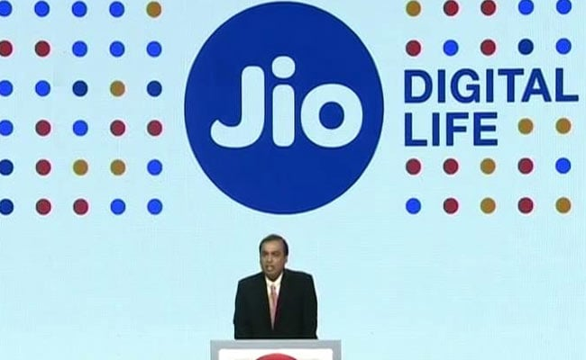 Mukesh Ambani Says Reliance Jio Data Tariffs To Be 'Lowest' In World