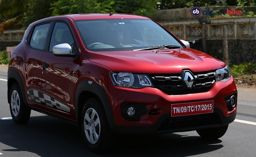 Renault Kwid 1.0 Badge