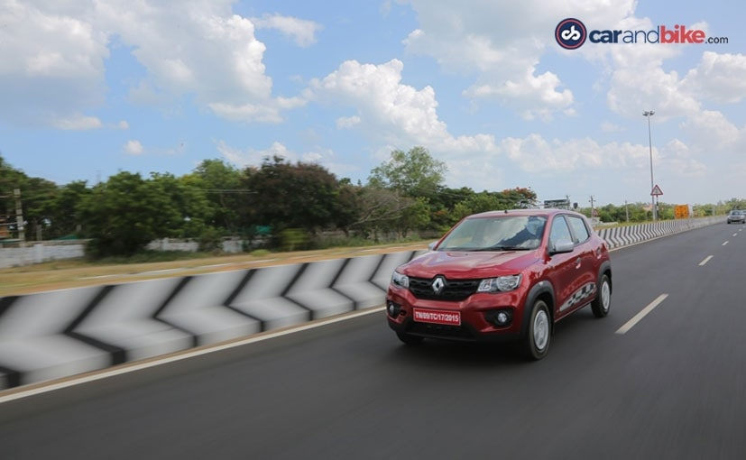 Renault Kwid 1-Litre Review Performance