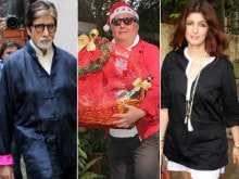 For Rishi Kapoor, Birthday Tweets From Big B, Twinkle and Others