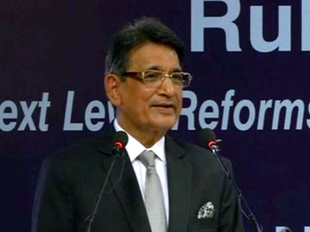 Anurag Thakurs Removal Was a Logical Consequence, Says Justice Lodha