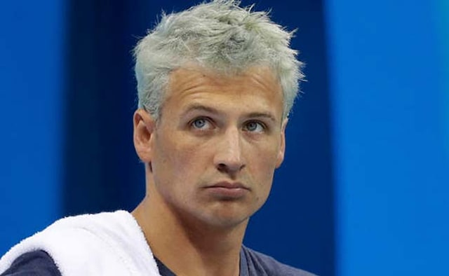 Ryan Lochte is suspended for IV use