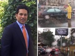 मुंबई पुलिस के बारे में सचिन तेंदुलकर के इस वीडियो को सोशल मीडिया ने जमकर सराहा..