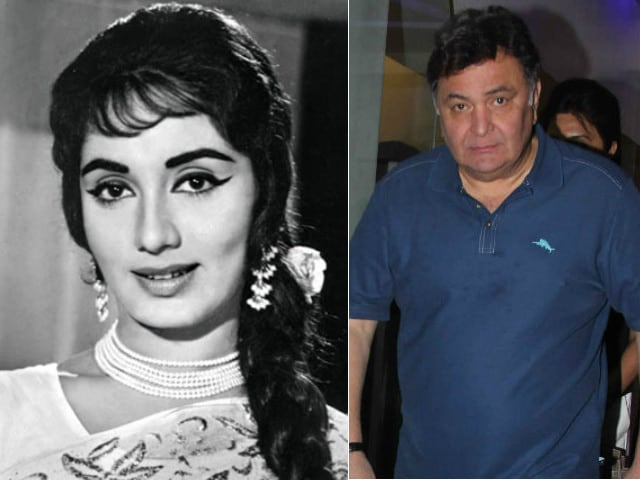 Sadhana, Fondly Remembered by Rishi Kapoor on Her Birth Anniversary