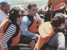 How Salman Khan is Enjoying in Manali. See Pics