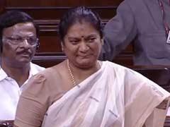 Election Commission Seeks Response Of AIADMK On Sasikala Pushpa's Complaint