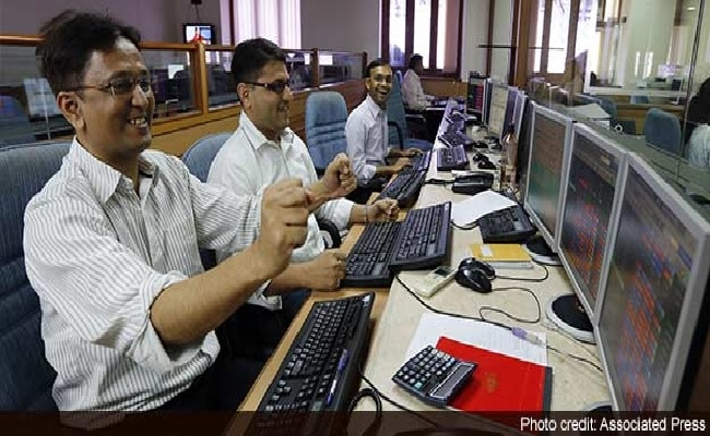 Sensex Rises Ahead Of RBI Decision, Oil & Gas Stocks Gain